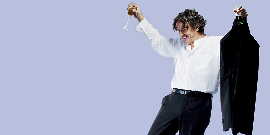 Goran Bregovic & his Wedding & Funeral Band