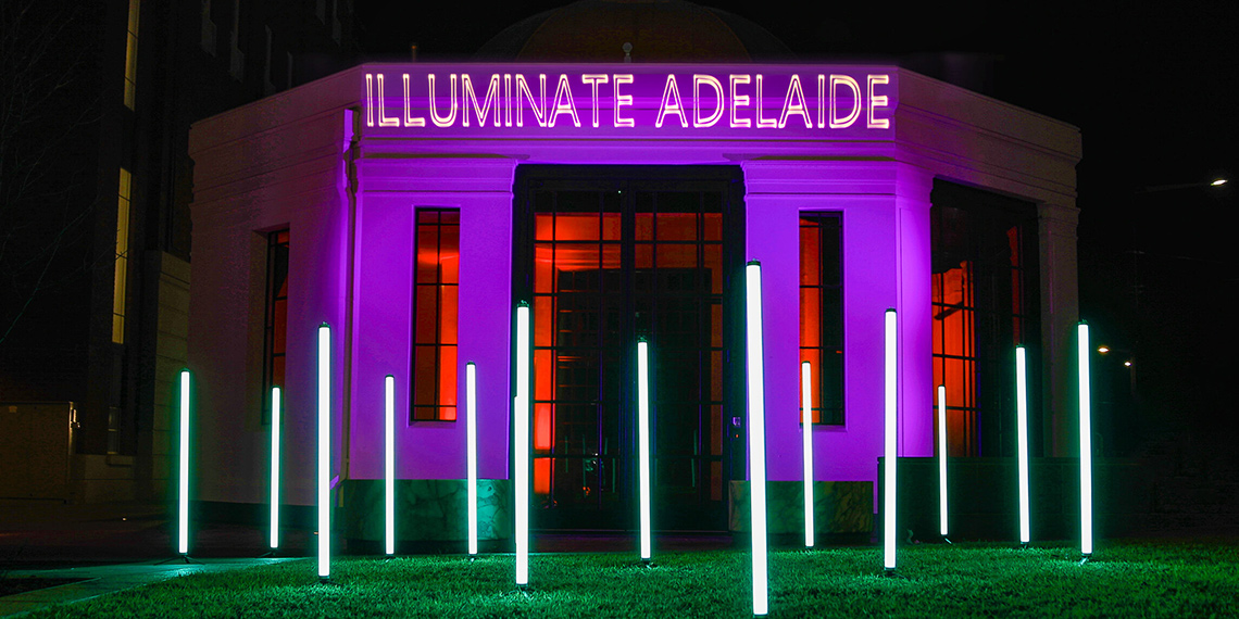 Illuminate Adelaide