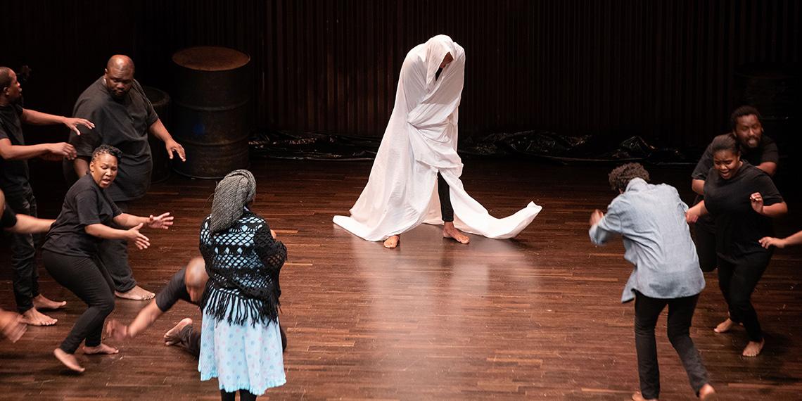 Isango Ensemble - St Matthew Passion :: Arts Projects Australia
