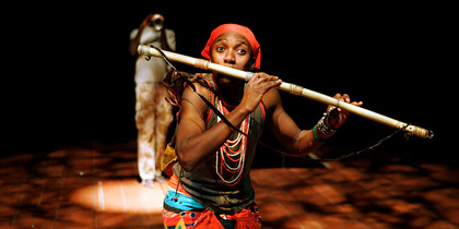 Isango Ensemble The Magic Flute